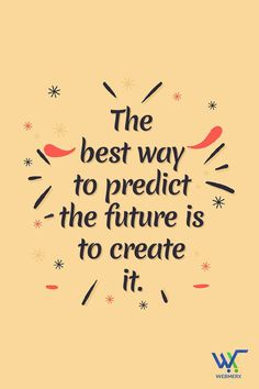 You cannot predict the future but you can definitely create one. Create a bright future by working towards what you want to achieve. Similarly, procrastinating about building an #ecommerce store and you aren't aware about what to do? Then contact us! Ecommerce Solutions, Bright Future, Ecommerce Store, Create, Building, Buildings, Construction