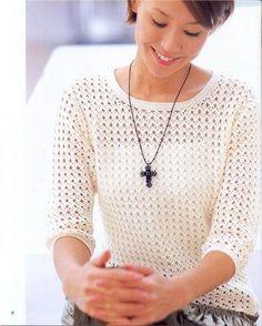 Lace Crochet Top Pattern