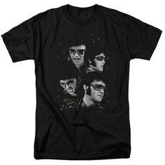 Elvis Presley: Faces T-Shirt