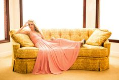 NEW Ballgown Infinity Bridesmaid Dress in Gorgeous by MJVOCouture