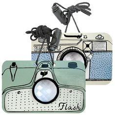 Now how fun would these be !!  Vintage Kaleidoscope Camera _ Party Favors for the little ones??