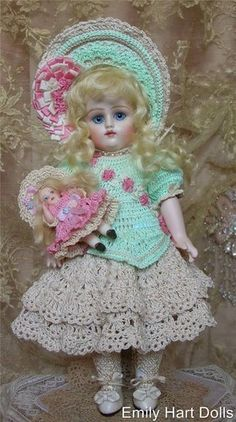 Bebe Charmant Milette - Emily Hart Dolls