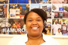 """""""UPO is a wonderful organization in our community. UPO helps a lot of people in our community, particularly DC Wards 7 and 8. One of the things that I like most about UPO is that they encourage people to do their very best. Those are some of the things that we actually need—encouragement and motivation. #I AM UPO #Nonprofit #washington dc"""