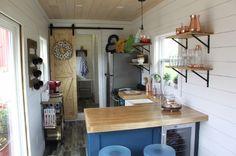 Das Pocket House Hat Nur Knapp 29 Quadratmeter Zu Bieten. | Gartenhaus /  Grillplatz | Pinterest | Grillplatz Und Gartenhäuser