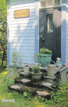 Myytävät asunnot, Esplanaadi 91, 10960 Hanko #oikotieasunnot #piha #puutarha
