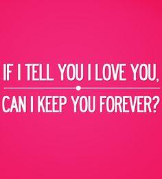 Forever?