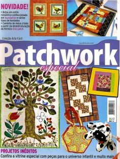 Patchwork especial Ano 1 №05