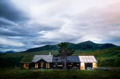 Crafted from local timber using traditional techniques, the Troll's Peak Cabin takes inspiration from a classic row farm. The structure is comprised of four sections. Ranging from late medieval to a more modern dovetail notch, each one is constructed using...