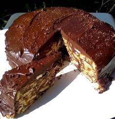 Greek Sweets, Greek Desserts, Greek Recipes, Desert Recipes, Cupcakes, Cake Cookies, Cake Decorating For Beginners, Homemade Granola Bars, Food Gallery