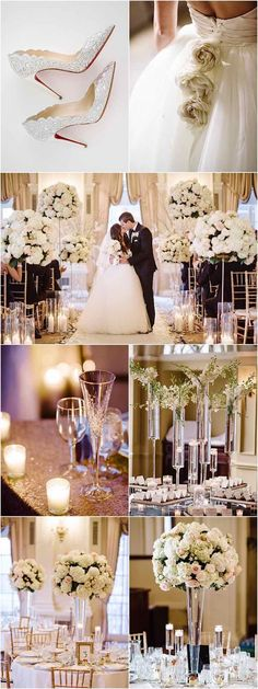This New York City wedding at the Yale Club of New York is definitely one for the books. The elegance that radiates through the details is beyond beautiful. The bride looked like a princess in herPnina Tornaigown, which was complete with adorable rosette details in the back, and the ceremony and reception matched the elegant […]