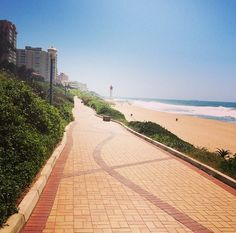 Umhlanga, South Africa Kwazulu Natal, Seaside Towns, Going On Holiday, Beaches In The World, North Coast, Most Beautiful Beaches, Adventure Is Out There, Tenerife, Places To See
