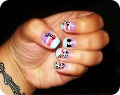 Girl nails