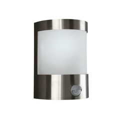 Philips Vilnius Outdoor Wall Lantern With Motion Sensor. Perfect modern lighting for illuminating your garden. http://www.ebay.co.uk/itm/Philips-Massive-Vilnius-Outdoor-Wall-Lantern-Stainless-Steel-with-Motion-Sensor-/192217203893?ssPageName=STRK:MESE:IT