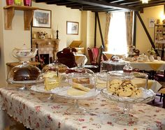 Miss B's Tea Shop Melton Mowbray: We have over 30 different teas and infusions for you try.