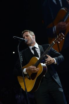 Chris at the 12/12/12 Concert for Sandy Relief - so handsome & charming