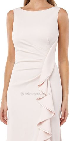 Cascading Ruffle V-Back Evening Dress by Carmen Marc Valvo Inf .- Cascading Ruffle V-Back Abendkleid von Carmen Marc Valvo Infusion – …,Cascading… Cascading Ruffle V-Back Evening Dress by Carmen Marc Valvo Infusion – dress …, dress - Elegant Dresses, Formal Dresses, Diy Mode, Evening Dresses, Summer Dresses, Carmen Marc Valvo, Dress Patterns, The Dress, Marie