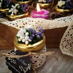 Hediyelik mum Nişan hediyelikleri Candles İletişim:info@atolyesandalagaci.com