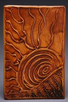 Check out this Artist, Russell Wrankle/ Toquerville Pottery, he makes the most beautiful tiles!!!