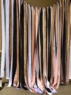 Rose Gold & Black party decor rose black white rose gold decorations rose gold bridal shower rose gold and black wedding bachelorette Décoration Rose Gold, Rose Gold Decor, Black Party Decorations, Bachelorette Party Decorations, Party Decoration Ideas, Bridal Decorations, White Bridal Shower, Gold Bridal Showers, Shower Rose
