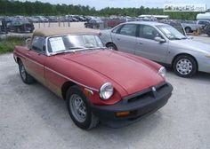 1978 MG MGB VIN: GHN5UJ466988G