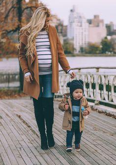 Still Pregnant - Barefoot Blonde by Amber Fillerup Clark