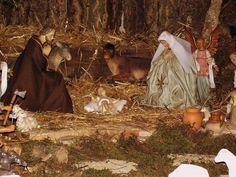 Il presepe di san Giuseppe a Pisa
