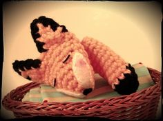 Crochet Fox Finger Puppet || Free Pattern