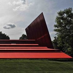 Serpentine Gallery Pavilion by Jean Nouvel