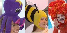Sombreros y gorros divertidos para fiestas   Tarjetas Imprimibles