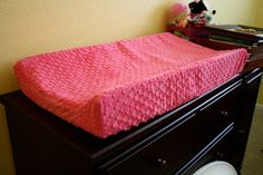 The Cozy Pumpkin: Tutorial: Changing Pad Cover
