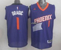 NBA Jerseys Phoenix Suns #1 dragic purple Jerseys