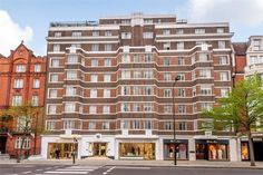 2 bed flat for sale in Sloane Street, Knightsbridge, London - Guide price More House School, Eaton Place, Hyde Park Corner, Eaton Square, Art Deco Buildings, Two Bedroom Apartments, House On A Hill, Property For Rent, Property Search