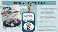 The Wild Robot: Digital Lesson Design with Global Connections in Mind - The Book Sommelier