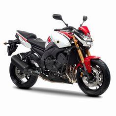 2012 Yamaha FZ8 50th anniversary