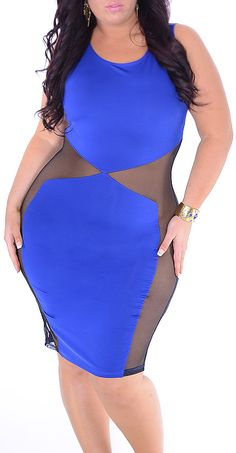 Friends Ask (Plus/Blue)-Great Glam is the web's best sexy plus size online store clothing website for 1X 2X and 3X clothes for women and juniors.
