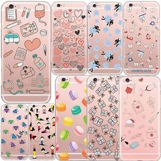 Super Cute Diamond Perfume Phone Case for iPhone 5S 6 7 6Plus