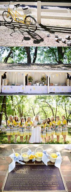 Festa de casamento no verão | Casamenteiras