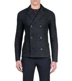 Fabric Jacket Lightweight sweater Flannel Lapel