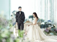"Korea Pre Wedding Photoshoot Review by WeddingRitz.com » 2016 Korea pre-wedding photoshoot new sample by Kuba studio ""SOULMATE"""