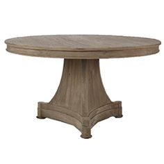 french country dining table round pedestal dining table provence dining room