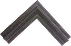"Frame Width: 3.5""Collection: Gianni Style(s): Vintage Color: Dark Wood Frame #: 895400"