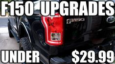 3 MUST HAVE F150 UPGRADES FOR UNDER $29.99 FOR YOUR 2015-2016 FORD Anzo Headlights, F150 Platinum, 2015 Ford F150, Black Betty, Black Shadow, Ford Expedition, Headlight Bulbs, Must Haves, Truck