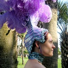 Show girl Headdress and how to build it