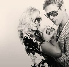 Candice Accola & Joseph Morgan