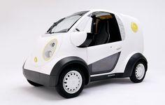 Honda Mikro Elektrikli Otomobil