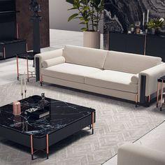 NEXT Sofa NEXT002-sofa-G   ebarza Sofa Design, Interior Design, Corner Sofa Set, Bauhaus Design, Photo Dimensions, L Shaped Sofa, Lego Design, Polyurethane Foam, Sofa Covers