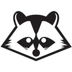 Raccoon Logo by SpencerSmells - deviantART