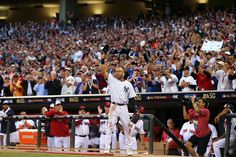 M.L.B. All-Star Game 2014: Derek Jeter Nabs 2 Hits in A.L. Victory - NYTimes.com