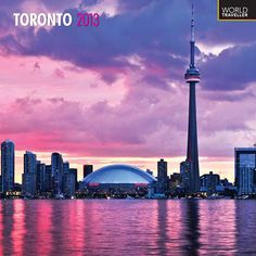 Toronto Wall Calendar: The fifth-largest city in North America, Toronto sits on the shores of Lake Ontario, which lends beauty and recreation to its palette of things to see and do. Culturally diverse, the Canadian city is the financial and economic force for the country, drawing tourists by the thousands.  http://www.calendars.com/Canada/Toronto-2013-Wall-Calendar/prod201300005705/?categoryId=cat00704=cat00704