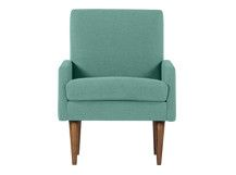 Profile Chair, Topaz Linen